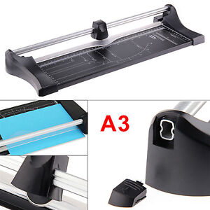 Durable A3 Precision Paper Card Trimmer Guillotine Photo Cutter Arts Crafts Home