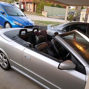 2004 Holden astra ts convertible Leda Kwinana Area Preview