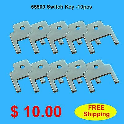 770301 Paper Towel And Toilet Tissue Dispenser Key 10 Pcs
