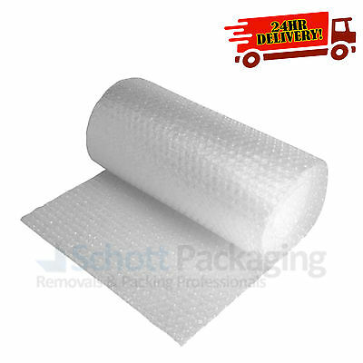 LARGE BUBBLE WRAP - 750mm x 50m - FREE NEXT DAY DELIVERY