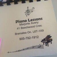 PIANO LESSONS FOR THE ADULT. RCM   Activities and groups