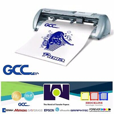 Gcc Puma Iv P4-60 Vinyl Cutter For Sign And Htv 24 61 Cms Free Shipping