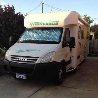 Motorhome Winnebago - Freewind