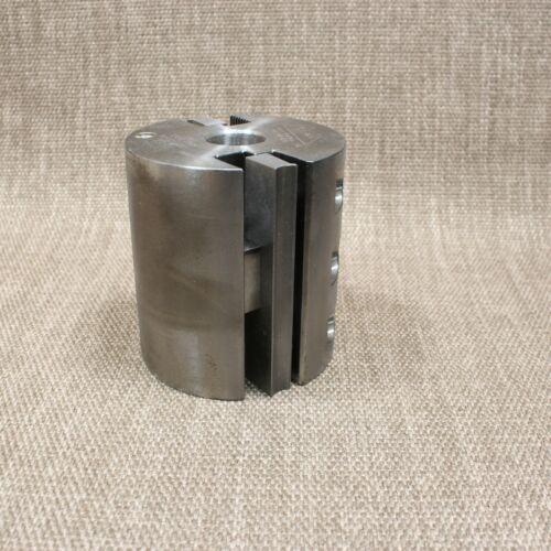 "2 3/4"" diameter x 3"" high x 3/4"" bore shaper head for corrugated knives."