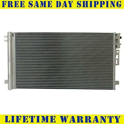 AC Condenser For Saturn Ion 2.0 2.2 2.4 Chevrolet Cobalt 2.0 2.2 2.4 4718