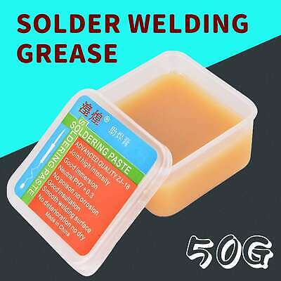 50g Rosin Soldering Flux Paste Solder Welding Grease Clean General Consumables