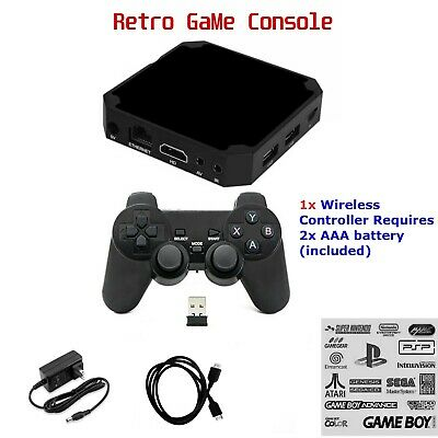 Retro Pandora Box type Video game Console Arcade Built in Games Plug n Play Play Game System
