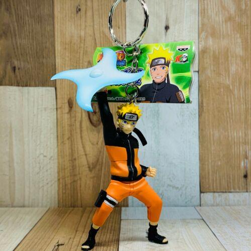 Banpresto 2009 Naruto Shippuden Big Figure Keychain Vol.2 Naruto