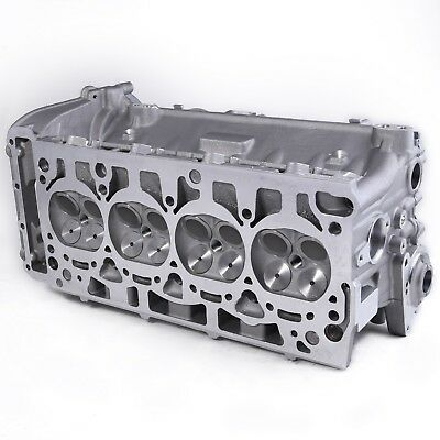 Engine Cylinder Head W/ Valves For VW Golf Jetta AUDI Q3 Q5 TT EA888 1.8T 2.0T