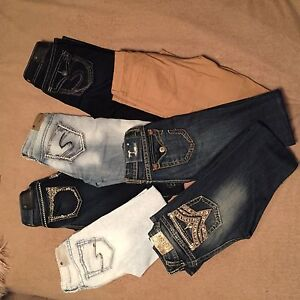 Silver Jeans & others