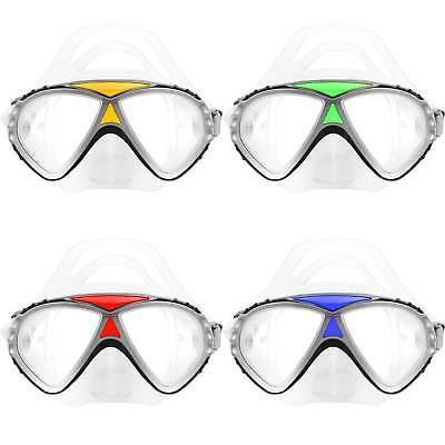 Tauchermaske Tauchmaske Schwimmmaske Schnorchelmaske Tauchbrille Schwimmbrille