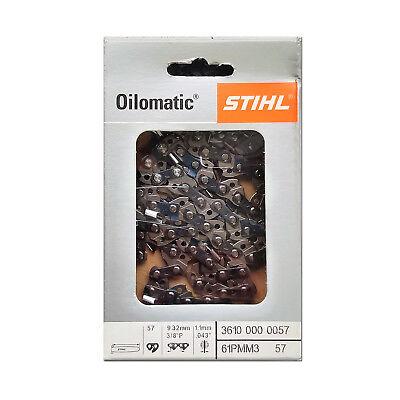 STIHL Sägekette 1,1mm 57 TG Picco Micro Mini 3 40 cm Schwert 3/8
