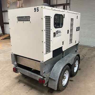 45kw Portable Diesel Generator