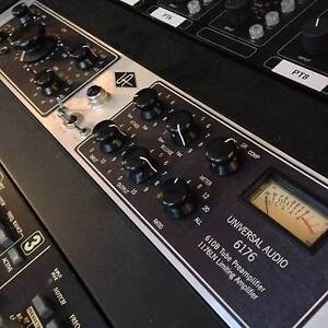 Universal Audio 6176 Channel Strip Moore Park Inner Sydney Preview