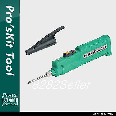 Proskit Si-b162 Battery Opearated Soldering Iron Free From Power Cords Dangling