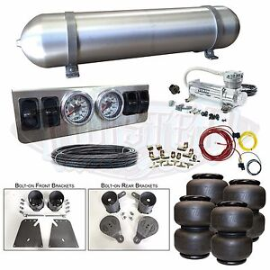 58-64 Impala Airbag Kit - Stage 1 - 1/4