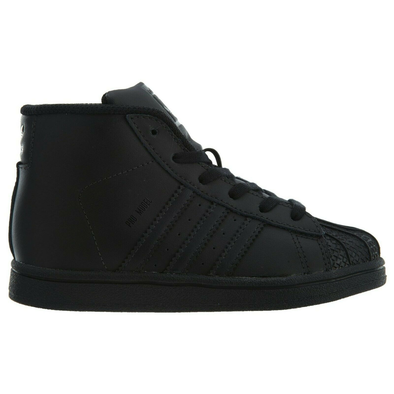 Adidas Originals Infant & Toddlers' PRO MODEL INFANT Shoes Core Black BY4397 b