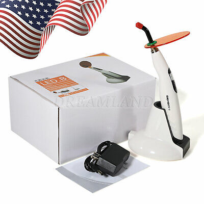 Dental Led-b Curing Light Fit Woodpecker Dentaire Lampe Led Photopolymriser T4