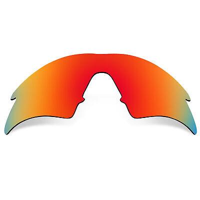 Ersatzgläser für Oakley M Frame Sweep Sonnenbrille Anti-kratzer Red Spiegel