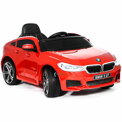 Ride On Car Licensed BMW 12V Battery Powered Toy w/ Remote C