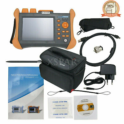 Otdr Sm Optical Time Domain Reflectometer Tester 13101550nm Built-in Vfl 10mw