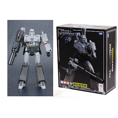 Transformers Megatron MP-36 Masterpiece Destron Leader Gift Action Figure Xmas