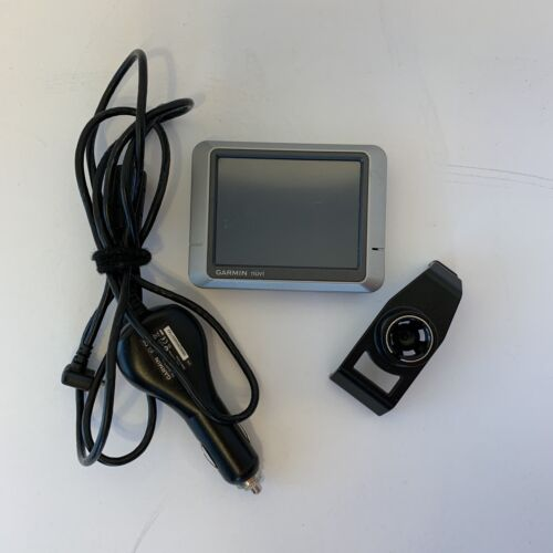 "Garmin NUVI GPS 200W GPS Navigation 4.3"" Touchscreen Display. Bundle. Tested"
