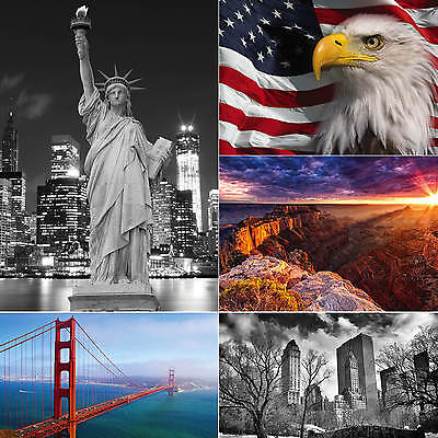 AMERICA LANDSCAPE, AMERICAN FLAG  POSTERS UPTO A1 SIZE,  FRAMES AVAILABLE