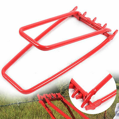 Ranch Wire Tight Fence Crimping Tool Tightener Repairslick High Tensile Us