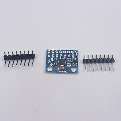 Mpu-6050 Mpu6050 6dof 3 Axis Gyroscopeaccelerometer Module For Arduino Diy