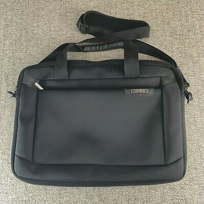 "Samsonite Laptop Bag Black Neoprene/Nylon 19"" x 14"""