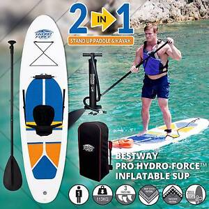 3M Inflatable SUP - Stand Up Paddle Board & Kayak - Free Delivery Brisbane City Brisbane North West Preview