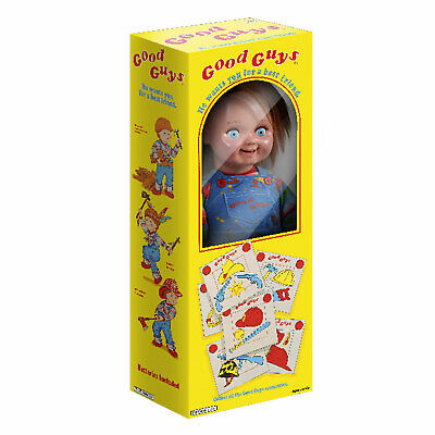 Play Halloween (Chucky Childs Play Good Guys Halloween Prop Collectible Doll Replica)