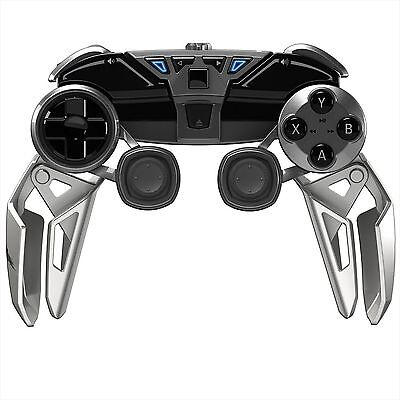 Mobile Hybrid Controller Mad Catz L Y N X 9 Bluetooth Technology Android Black