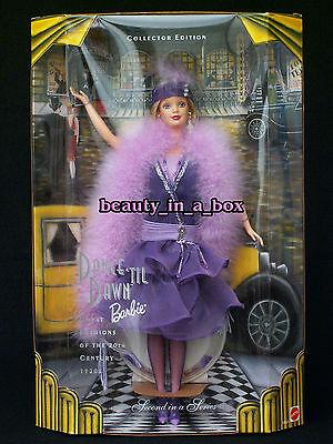 Dance 'Til Dawn Roaring Twenties 20's Great Fashions of 20th Century Barbie Doll