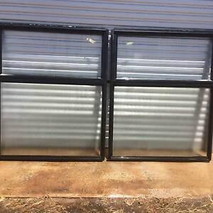 Black aluminium windows Mount Pleasant Barossa Area Preview
