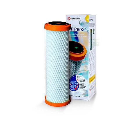 Wasser Ersatz (Ersatzfilter IFP Puro Carbonit Monoblock Wasserfilter 0,15 Micron Filterfeinheit)