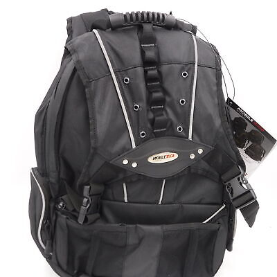 Mobile Edge Backpack Charcoal And Black for the Premium 17.3 inch MEBPP1