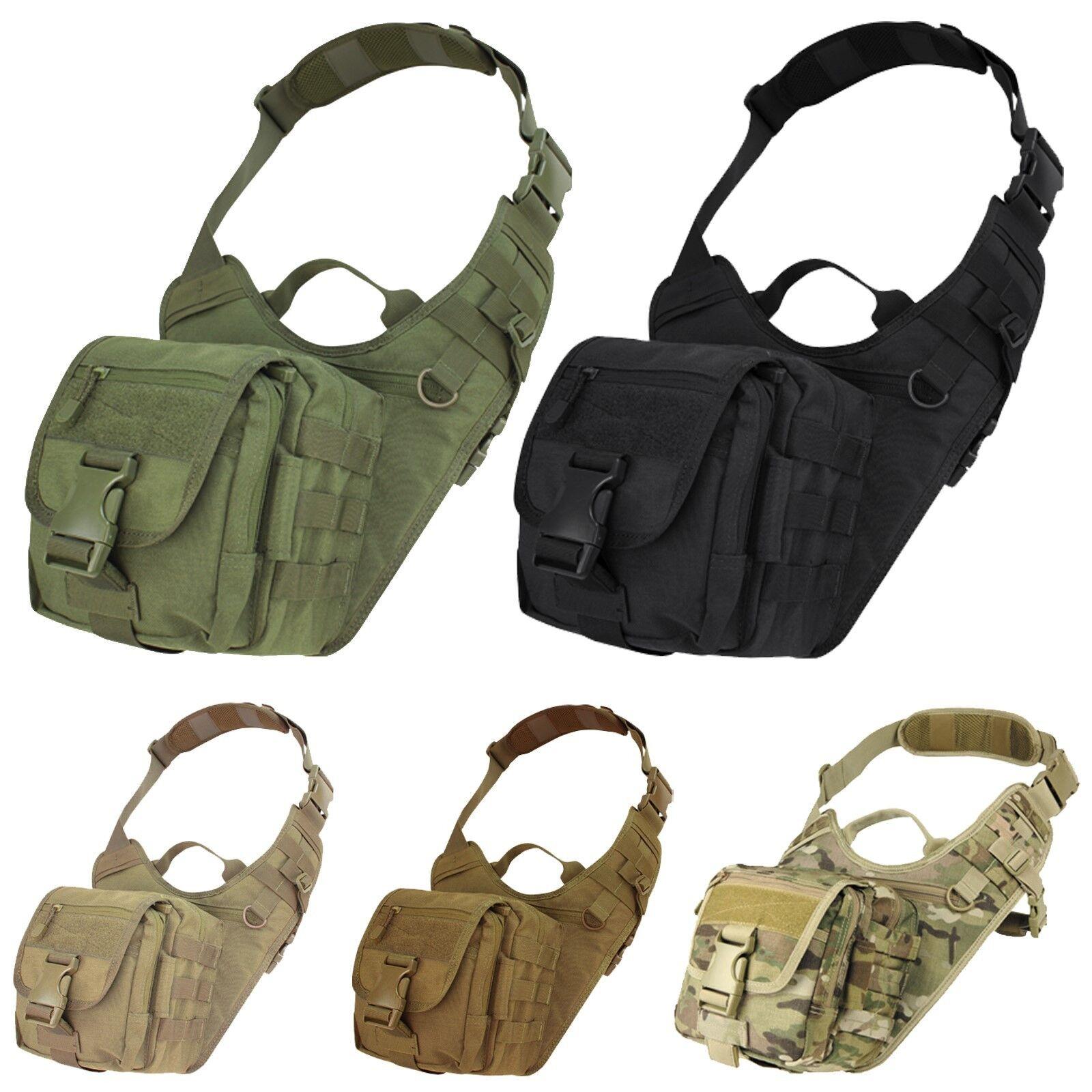 Condor 156 Tactical Molle Pals Modular Adjule Shoulder Carry Handle Edc Bag
