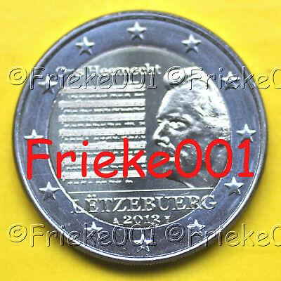 Luxemburg - Luxembourg - 2 euro 2013 comm.(Nationale Hymne)