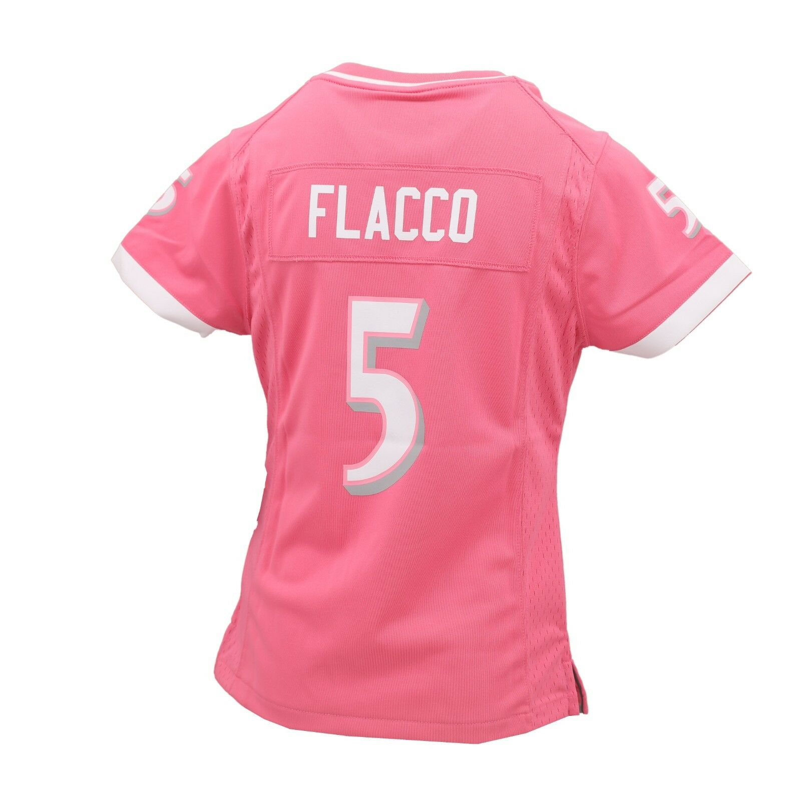 Baltimore Ravens Official NFL Kids Youth Girls Size Joe Flacco ...