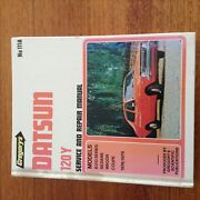 Datsun 120Y service and repair manual Stirling Stirling Area Preview