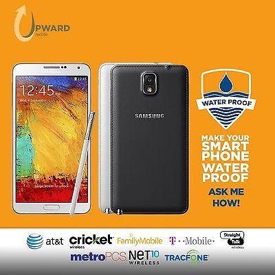 Samsung Galaxy Note 3 Iii  32Gb 64Gb  Straighttalk At T Cricket Tmobile Metropcs