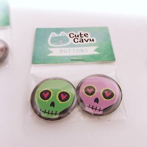1.5 inch button badges