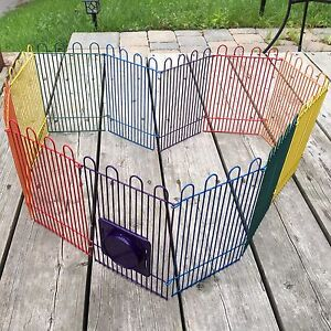 Playpen for Gerbils and Hamsters