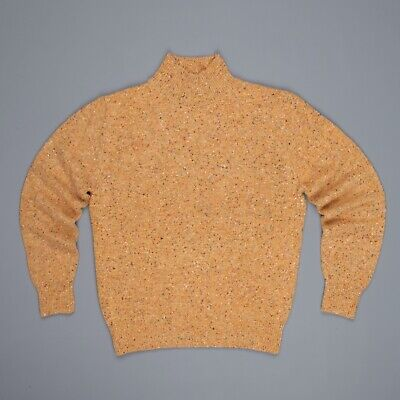 INIS MEÁIN & FRANS BOONE STORE SPECIAL DONEGAL TURTLENECK WRASSE XL