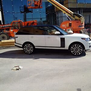 2013 Range Rover Supercharged-Quick sale!