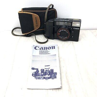 Canon AF35M II Autoboy 2 Classic 35mm Film Camera SPARES/REPAIR PLEASE READ