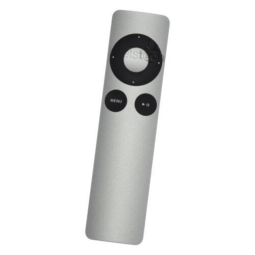 SILVER ALUMINUM IR INFRARED REMOTE - Apple TV, MacBook Pro, iMac, Mac Mini