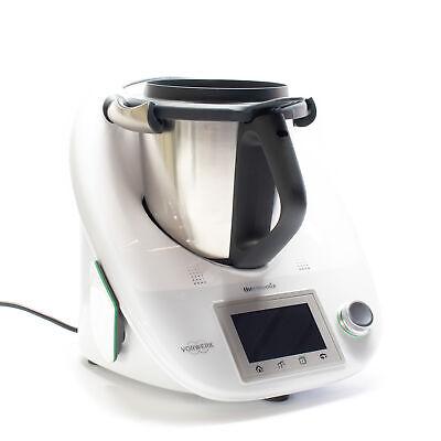 Vorwerk Thermomix TM5 weiß Küchenmaschine mit Kochfunktion - Zustand gut